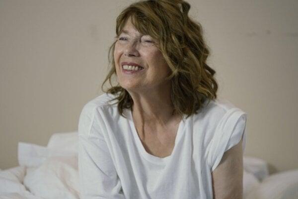 Jane Birkin vo filme Jane podľa Charlotte.