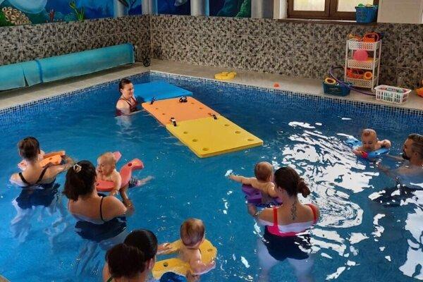 Detské plávanie si počas pandémie prešlo náročným obdobím.