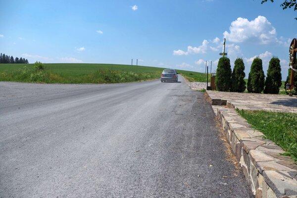 Cez skratku delia Oravské Veselé a Sihelné len štyri kilometre.