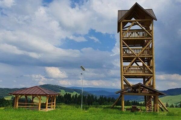 ilustračné foto - Na Rákoši by mala vzniknúť prvá rozhľadňa na strednom Gemeri.