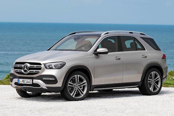 Mercedes-Benz má na Slovensku najpredávanejší model GLE, spolu s ostatnými zvýšil podiel na trhu a predbehol Renault aj Daciu.