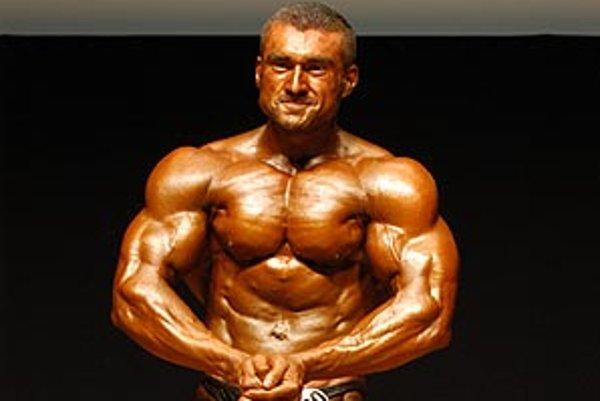 Rastislav Solár by rád získal medailu na MS v Indii.
