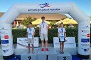 Ján Sciranka si v Šamoríne vybojoval štyri majstrovské tituly aj bronzovú medailu.