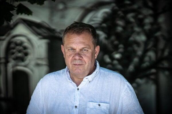 Podnikateľ Emil Mucha.