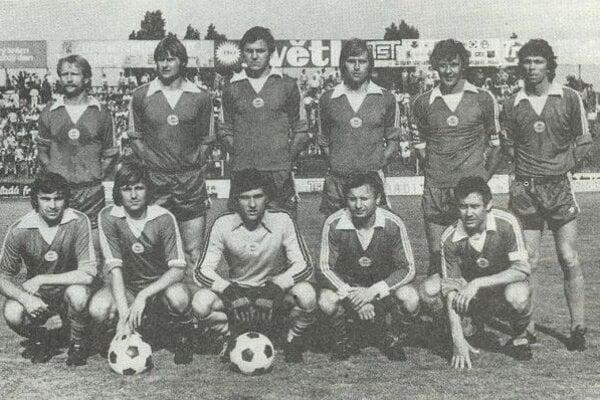 TJ Lokomotíva Košice - víťazi Československého pohára v sezóne 1978-79.