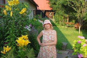 Vyštudovaná výtvarníčka a fotografka sa hlási krusínskym koreňom.