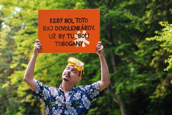 Kampaň Košického kraja.