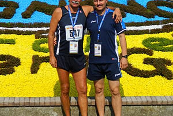 Dušan Chebeň a Jozef Vašina reprezentovali v Taliansku.