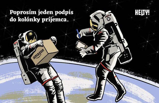 Karikatúra - 23.7.2021.