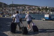 Grécko sa snaží turistov presvedčiť, že je bezpečné.