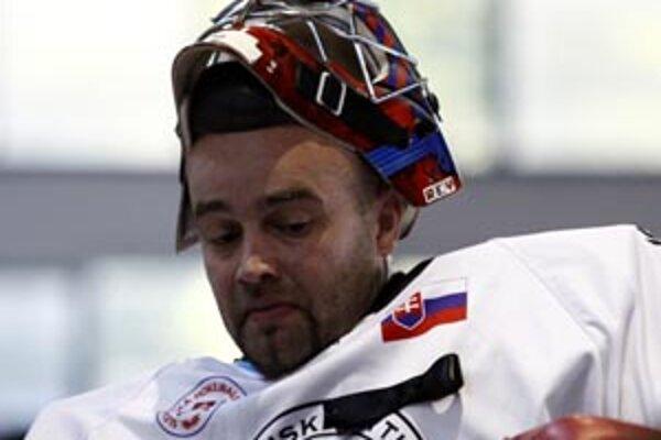 Brankár Rytierov Stanislav Petrík.