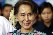 Aun Schan Su Ťij.