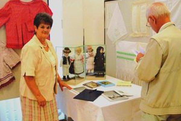 Výstavu umenia našich krajanov môžete vidieť v KOS v Nitre.