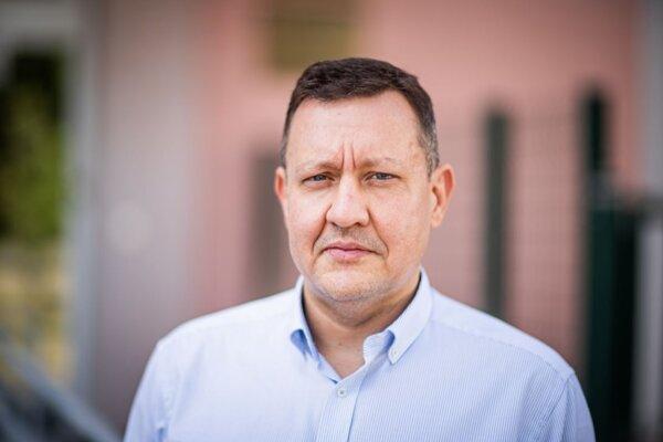Špeciálny prokurátor Daniel Lipšic sa zastav vyšetrovateľov NAKA.