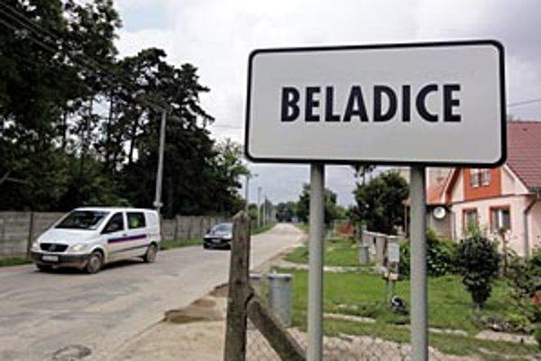 V Beladiciach spisujú petíciu o zmenu názvu obce na Veľké Chrašťany.