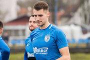 Adam Cisár z FK Beluša.