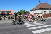 V sobotu sa bude konať v Jacovciach cyklistické podujatie Tour de Priehrady. Trasa povedie cez Nemečky, Duchonku a Tesáre.