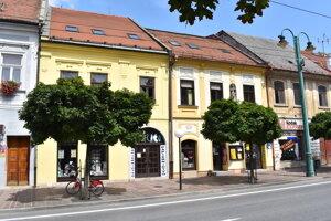 V tomto prešovskom dome prebýval počas štúdií Pavol Országh Hviezdoslav.