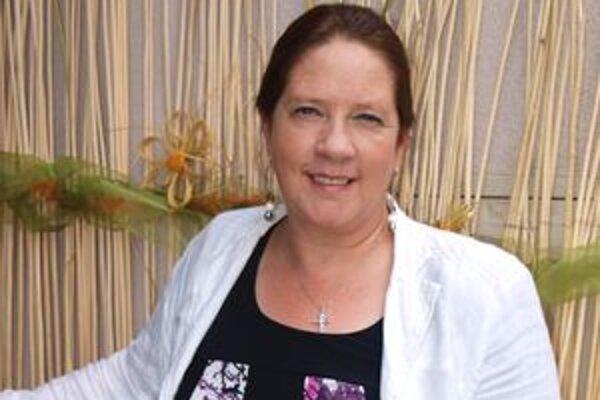 Kathy Kelly vystupovala na Slovensku po prvýkrát, ale chce sa k nám vracať častejšie.