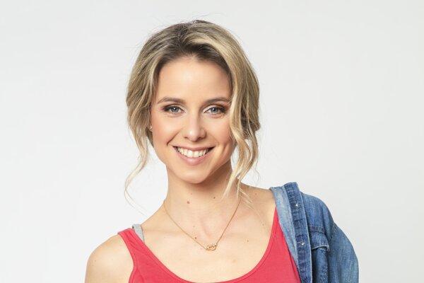 Herečka a speváčka Nela Pocisková.