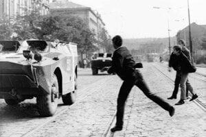 August 1968 v Košiciach.