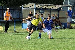 Diváci v Zemianskych Kostoľanoch videli jediný gól.