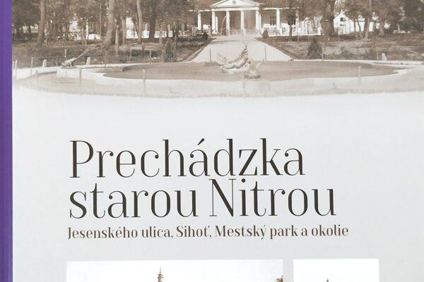 Obálka nového dielu knihy.