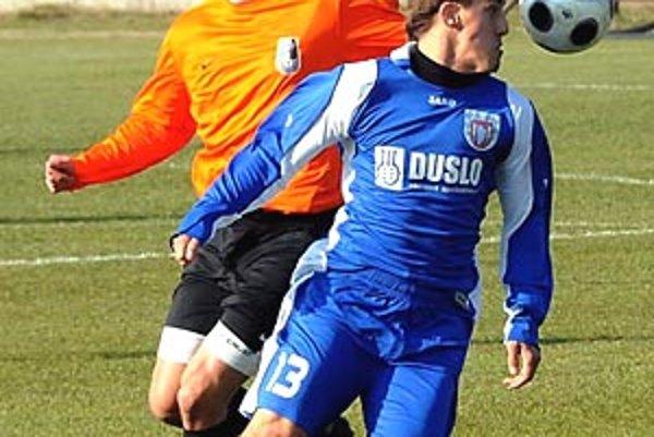 V Dolnom Kubíne sa zrodila deľba bodov, v modrom Šaľan Patrik Zajac.