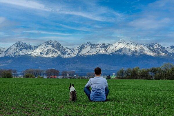 Martin Spano pri nomádení objavuje čaro rodnej krajiny.