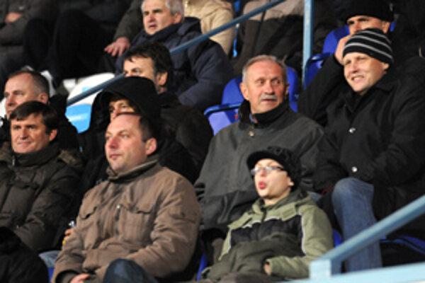 Milan Lešický prišiel v sobotu na futbal do Nitry, za ponuku slušne poďakoval, vybral si pôsobenie na zväze.