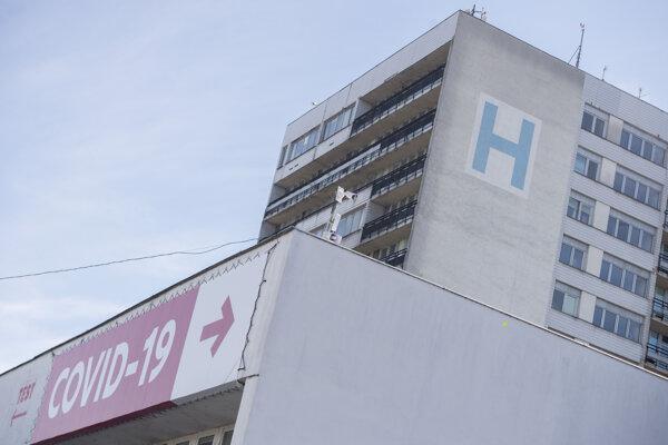 Nemocnica v Ružinove.