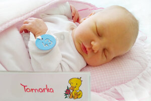 Tamara Valková z Prievidze sa narodila 6. 8. 2021 v Bojniciach