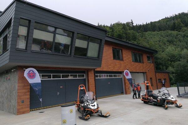 V Bystrej otvorili dom horskej služby.