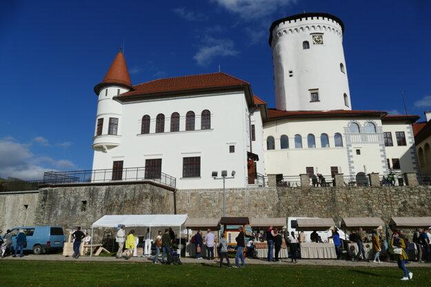 Budatínsky hrad v Žiline.