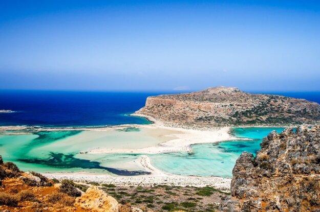 Lagúna Balos, Kréta