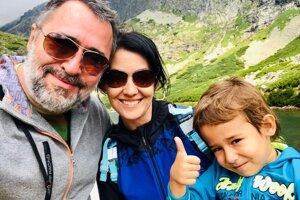 Manželia Potoční sú doma v Tatrách.