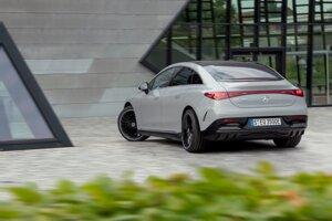 Mercedes-Benz EQE 350