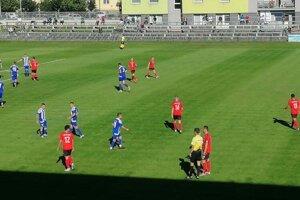 Stropkovčanom stačil na výhru jediný gól.
