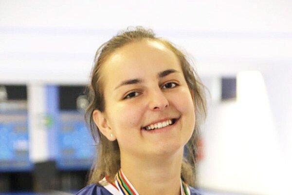 Žaneta Bednárová sa zaslúžila o jedenásty kov pre ŠKK Trstená z majstrovstiev sveta.