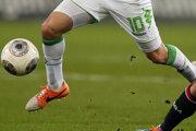 Futbal, ilustračné foto.