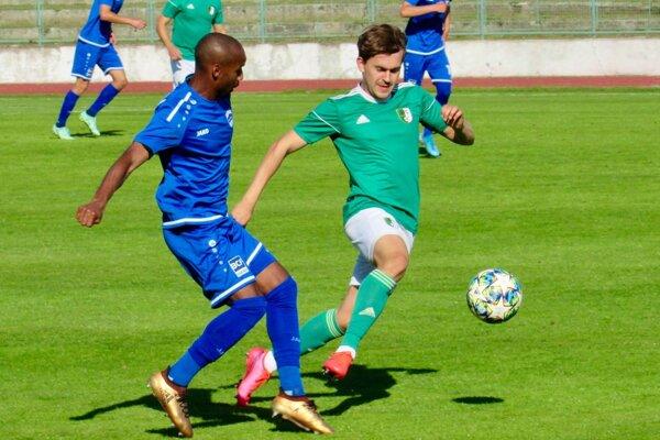 Pár pozitívnych futbalových zábleskov z Nitranov ponúkol Luis Pedro, ale v konečnom zúčtovaní to bolo pramálo.