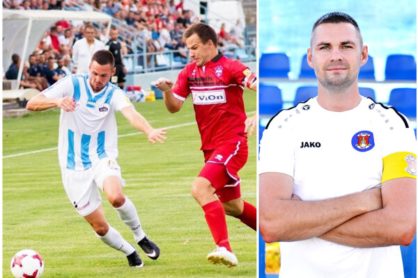 Róbert Valenta v kariére zažil aj veľké ligové derby, teraz ako kapitán a najlepší strelec v 31 rokoch ťahá svoju Patu.