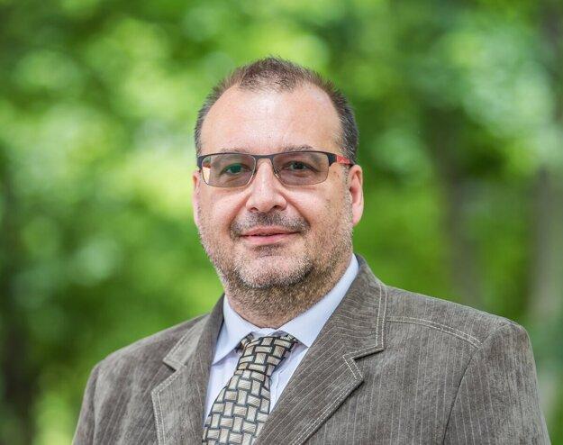 Tomáš Koziak.