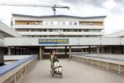 Detská fakultná nemocnica v Banskej Bystrici.