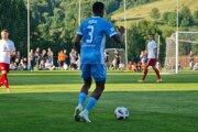 Z pohárového zápasu Málinca so Slovanom