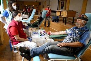 Motorkári opäť darovali krv v Sečovciach.