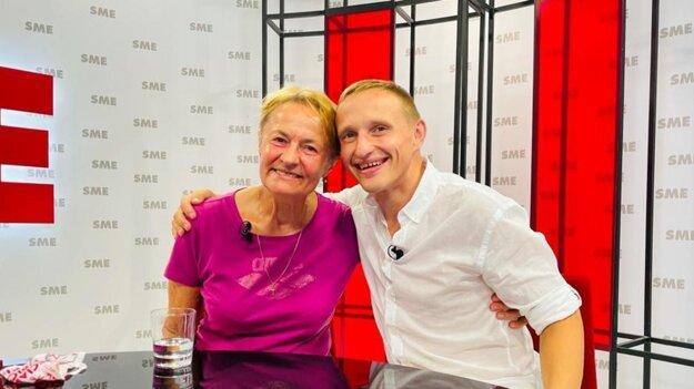 Rozhovory ZKH: Yvetta Macejková a Peter Išpold.