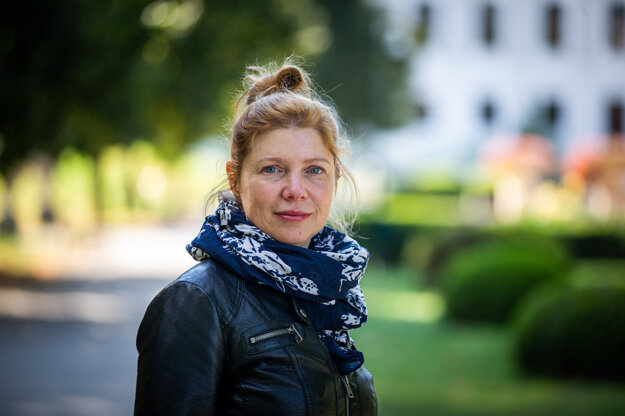 Režisérka filmu Každá minúta života Erika Hníková.