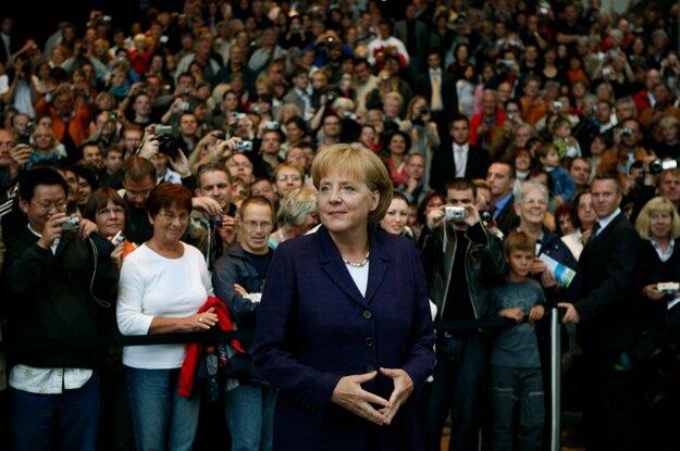 V roku 2008 počas jej prvého volebného obdobia