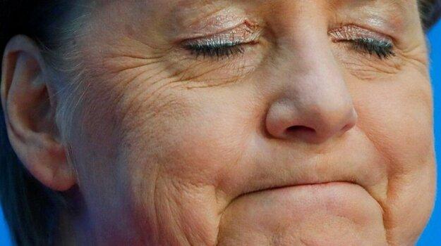 Keď v roku 2018 oznámila, že už nebude kandidovať.